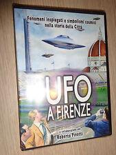 DVD UFO A FIRENZE FENOMENI INSPIEGATI E SIMBOLISMI COSMICI NELLA CITTA´