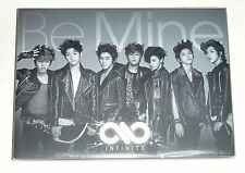 INFINITE Be Mine Japan First Limited A CD+DVD+8 Cards
