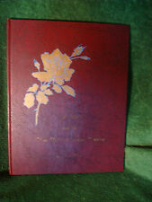 Roses and The Fine Art of China Painting - Sonie Ames - 1972 -1st Ed-  Hardcover