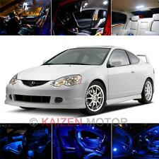 6pcs Lights Full LED Interior Package Kit for Acura RSX 2002 - 2006