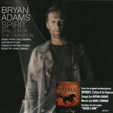 SPIRIT DER WILDE MUSTANG SOUNDTRACK CD BRYAN ADAMS NEU