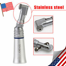 E-type Dental NSK Style Slow low Speed Contra Angle Handpiece Latch USA STOCK YP