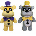 "2PCS 12"" WALMART Golden Freddy Plush Five Nights at Freddy's Funko FNAF Toy gift"