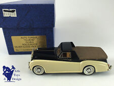 1/43 AUTO TORQUE NO TOP MARQUES ROLLS ROYCE SILVER CLOUD PICK UP 1957