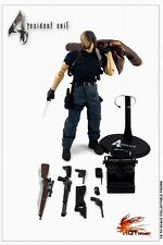 Hot Heart Resident Evil 4 Biohazard Leon 1/6 Scale Action Figure