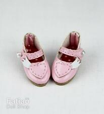 Fatiao - New Lati Yellow Pukifee BJD Dolls Shoes -Love wings (Size 2.6cm) Pink