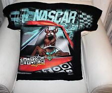 RARE SCOOBY-DOO  CARTOON NETWORK NASCAR T-SHIRT LARGE