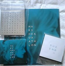 LOT Marsheaux Ath.Lon LP + DIGIPACK CD + Limited Edition 2 CD Bundle RARE