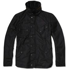 Barbour Jacket Coat Wax Pelton Dark Black MWX0626BK71  NWT Extra Large XL Euro