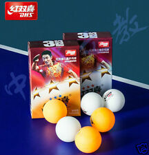 100% genuine 18 x Balls DHS ITTF Approved 3-Star 40mm Table Tennis Ping-Pong