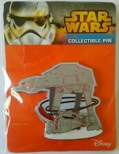 Star Wars Disney Planet Hoth AT-AT snowspeeder slider moving Limited Edition Pin