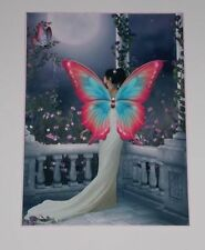 FAIRY TOPPER FOR HANDMADE CARDS/SCRAPBOOKS.MOTHERS DAY/BIRTHDAY/ANNIVERSARY