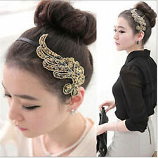 Fashion Womens Korean Cute Angel Wing Hairband Headband Hair Accessories