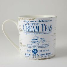 Martin Wiscombe Retro Clotted Cream - By The Sea Mug - Large Range in Stock