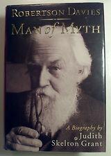 Grant, Judith - Robertson Davies Man of Myth - 1994 - 1st/HC/VG+ - interesting!