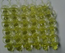 36 pieces Baby Shower pacifier favor (yellow color)