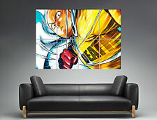One Punch man  Manga Anime Wall Art Poster Grand format A0
