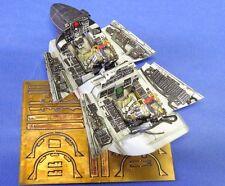 Legend 1:32 F-4E Phantom II Cockpit Set for Revell Kit - Resin PE Update #LF3204