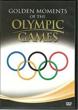 GOLDEN MOMENTS OF THE OLYMPIC GAMES DVD - BEIJING 2008 & MORE