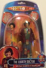 DOCTOR WHO of  FOURTH DOCTOR Action Figure Sonic Screwdriver And Swapable Head