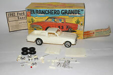 "AMT 1962 Ford ""El Ranchero Grande"" Model Kit, 1:25 SCALE, BOXED Original Issue"