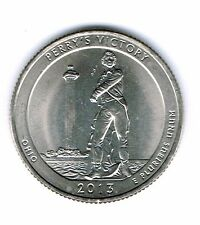 2013-P Uncirculated Perry's Victory & International Peace Memorial Quarter Coin!