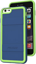 Pelican ProGear Cover Case for Apple iPhone 6 Plus  Blue / Lime Green