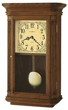 Howard Miller 625-281 (625281)  Westbrook dual-chime Wall Clock , Yorkshire Oak