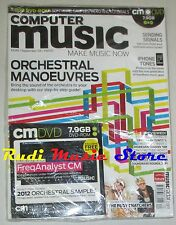 COMPUTER MUSIC Magazine SEALED 130Sett 2008 DVD-Rom 7.9 GB Orchestral Manoeuvres