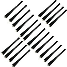 20 Pcs11cm Antenna SMA-F UHF 400-480MHz for Retevis H777 BF-666S/777S/888SRadios