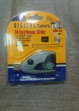 Digital Concepts Camera Xd Card Combo Reader / Writer Cd New in Pack