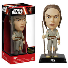 Star Wars: The Force Awakens Rey Bobble Head - New in stock