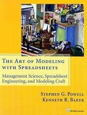 The Art of Modeling with Spreadsheets: Management Science, Spreadsheet Engineeri