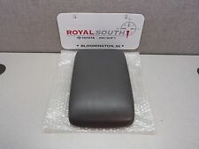 Toyota Tundra 00 - 06 Dark Gray Center Console Armrest Lid Genuine OEM OE