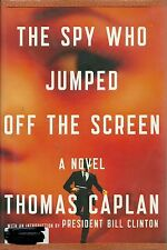 The Spy Who Jumped off the Screen by Thomas Caplan (2012, Hardcover)
