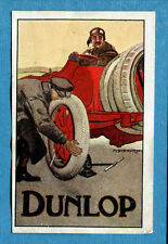 STORIA DELL'AUTOMOBILE Panini Figurina-Sticker n. 38 - DUNLOP -Rec