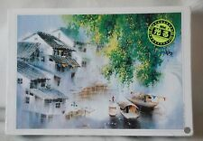 New Chinese Art 1000 piece jigsaw puzzle New Star brand Saipan-type Boats