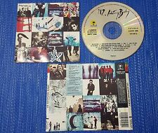 U2 **Achtung Baby** VERY RARE 1991 First Press MEXICAN CD **UNIQUE PRINT***