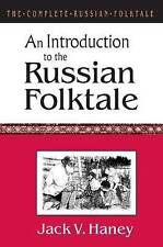 The Complete Russian Folktale: v. 1: An Introduction to the Russian Folktale, Ja