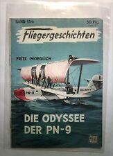 Aviatori STORIE volume 154 il Odissea della pn-9 Custodia protettiva in