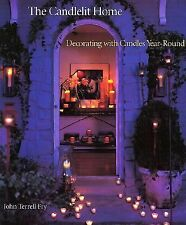 John Terrell Fry - Candlelit Home (2001) - Used - Trade Cloth (Hardcover)