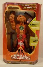 "Small Soldiers Movie 12"" Archer Gorgonites Leader Talking Figure Kenner (MISB)"