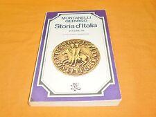montanelli-gervaso storia d'italia volume viii l'età di federico barbarossa bur