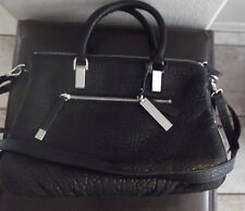 Vince Camuto Rina Black pebbled leather Nordstrom Exclusive