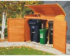 Wood Storage Shed Outdoor Utility Tool Backyard Garden Building Lawn Horizontal