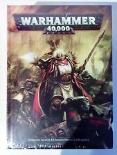 Warhammer 40K: Regolamento 2012 - Rulebook 40.000 Blisterato! - FU04