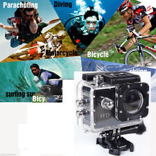 Waterproof Helmet Sports DV Action 720P Video Camera Camcorder Black for SJ4000