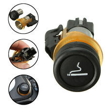 Car Cigarette Lighter & Housing Cig Socket For PEUGEOT 206 308 406 607 1007