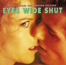 Eyes Wide Shut (1999) Original Soundtrack Cd by Jocelyn Pook & Various