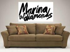 "MARINA AND THE DIAMONDS MOSAIC 35""X25"" INCH WALL POSTER &"